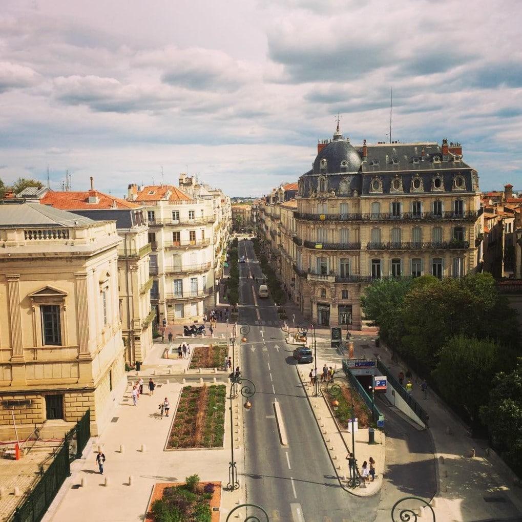 location de chambre chez l'habitant Montpellier
