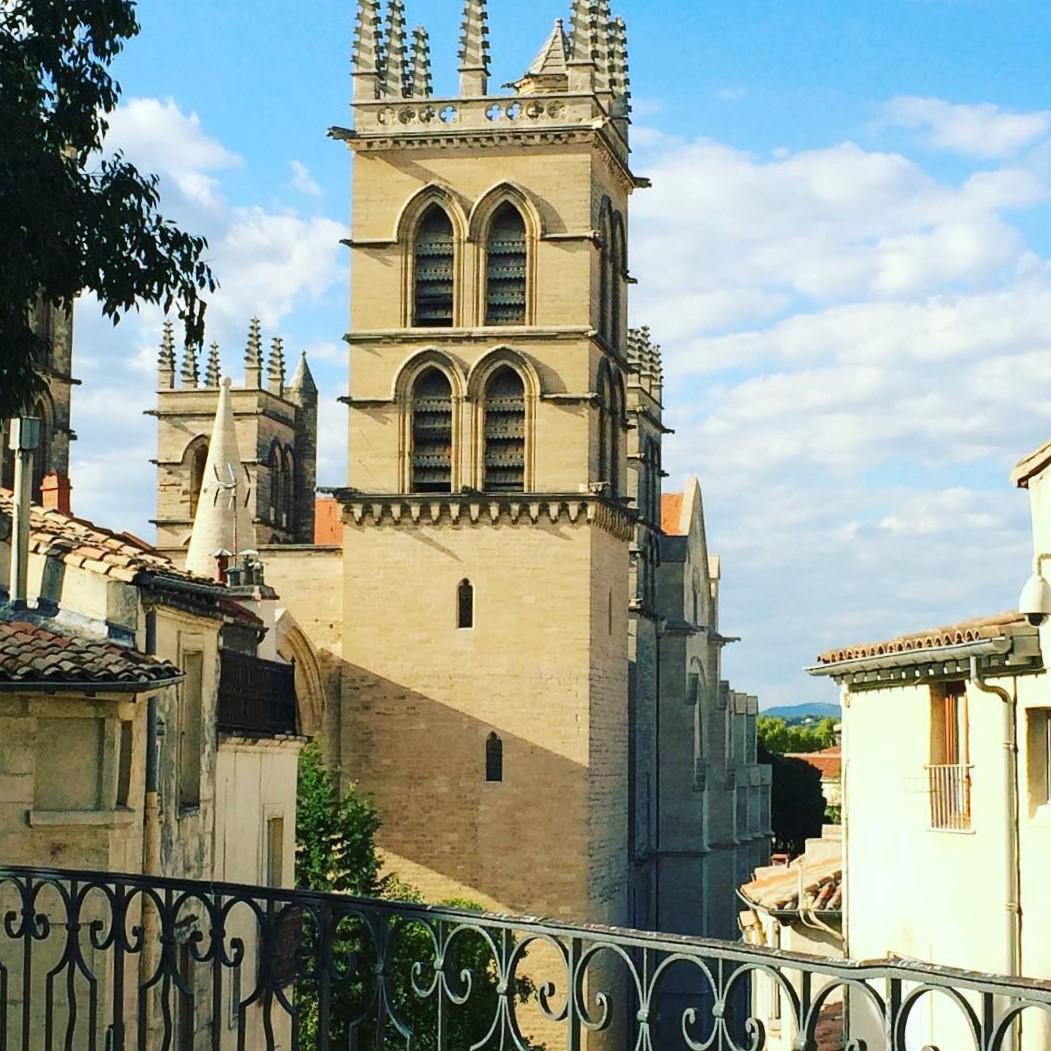 Montpellier - hébergement chez l'habitant - vacances - cours de français