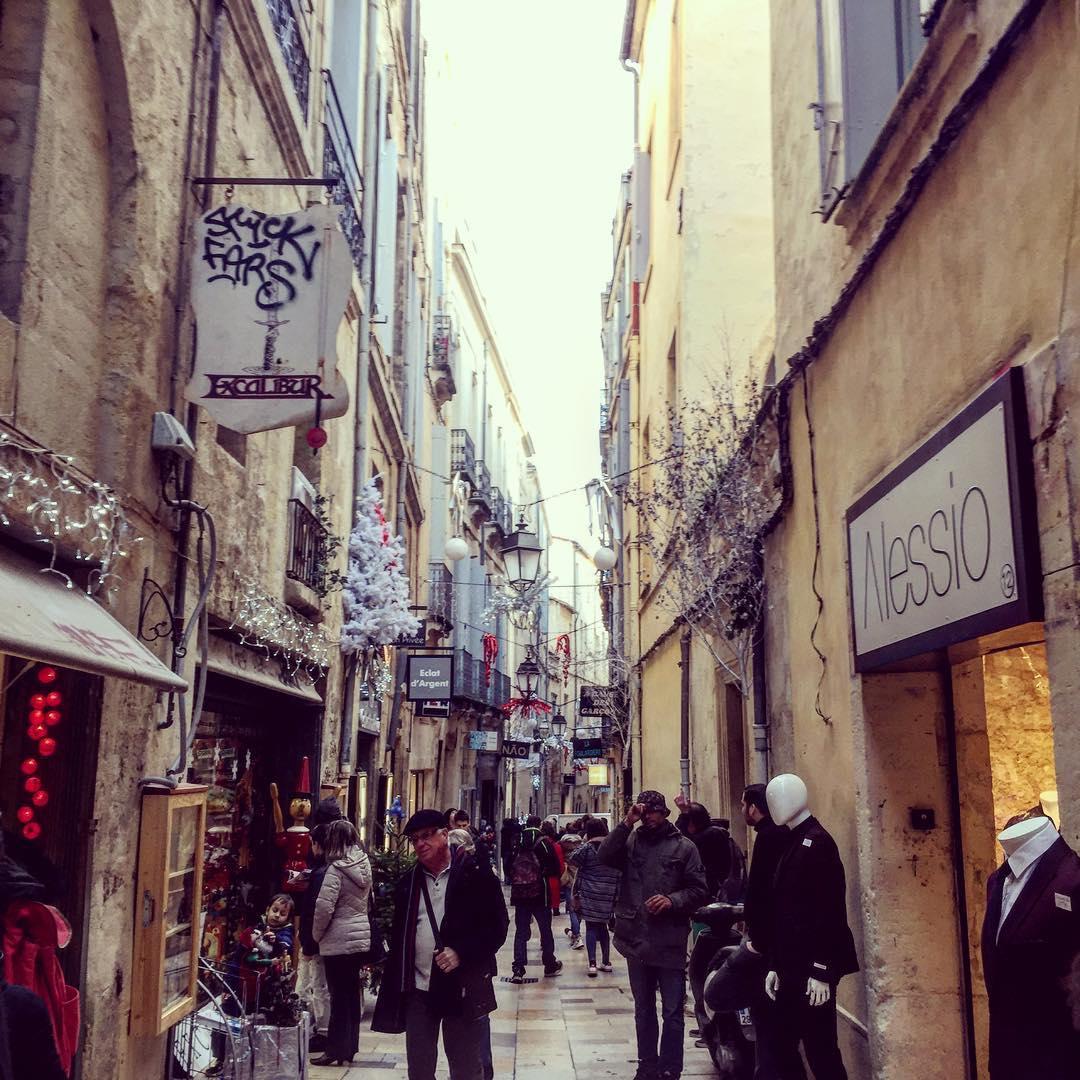hébergement en famille à Montpellier logement chez l'habitant
