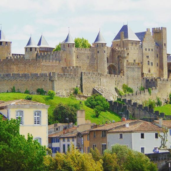 visite Carcassonne Montpellier