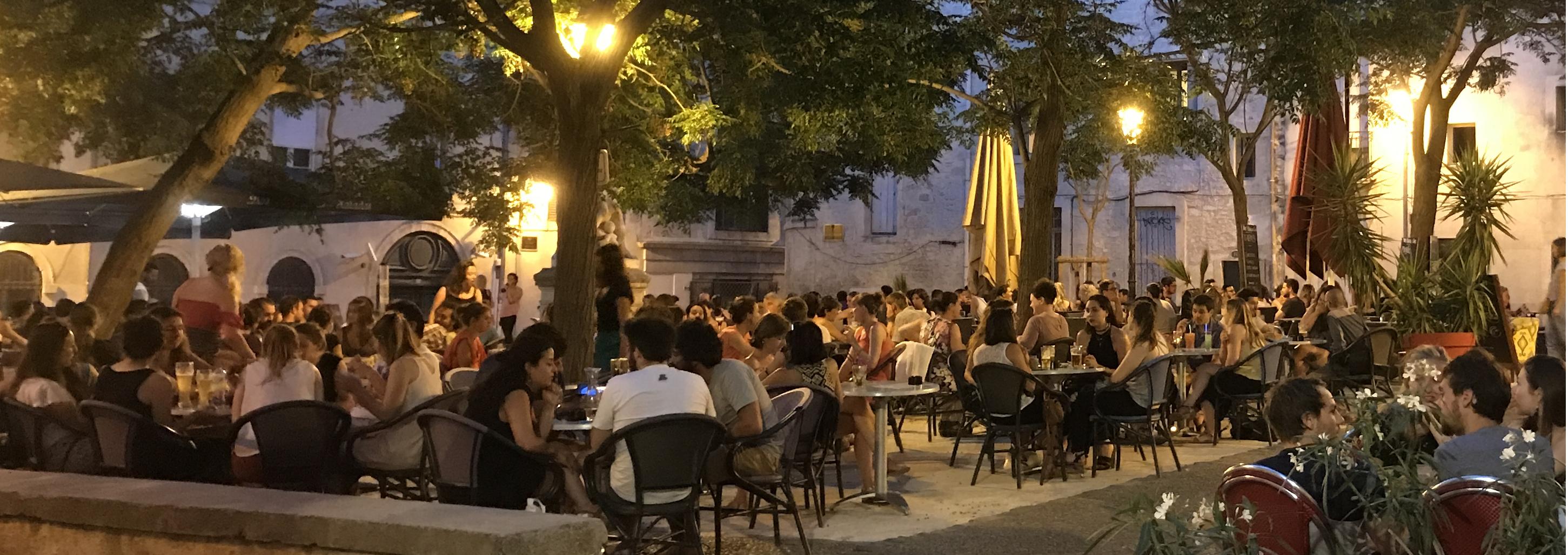 Place Candolle - AEF - Hébergement chez l'habitant à Montpellier